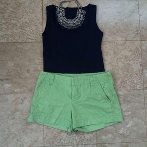 GAP Green Shorts